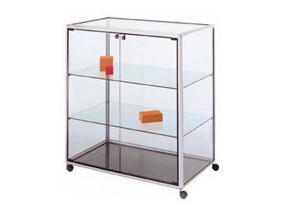 Comptoir-vitrine