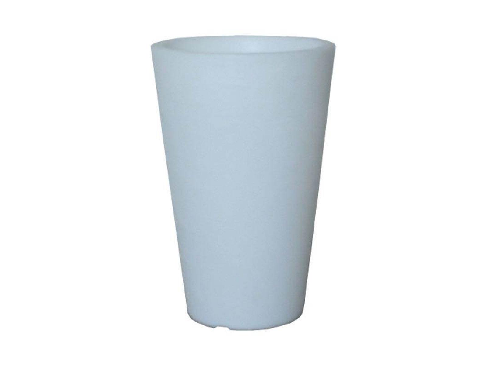 Pot blanc lumineux